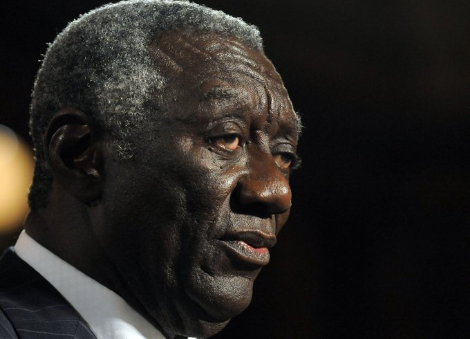 LGBT+ unlawful; it defies culture, religion, nature – Kufuor