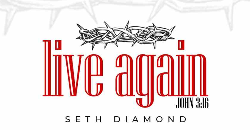 Gospel star Seth Diamond set to untie a new single