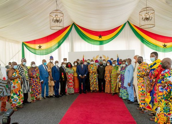 LGBTQI activities alien; we won't condone such practices – National House of Chiefs