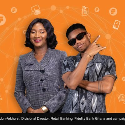 Fidelity Bank Ghana partners with KiDi to promote digital banking