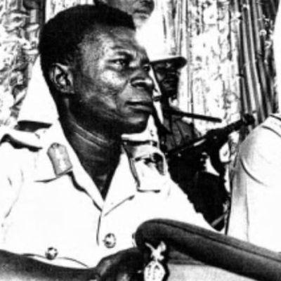 Today in History: Lt.-Gen E.K Kotoka was killed