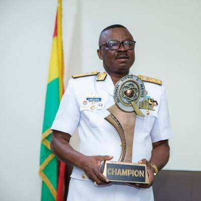 CDS calls on Western Regional Minister