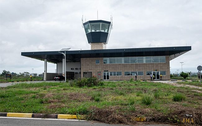 AWA Makes Test Flight to Ho Airport Today, Passion Air to Follow Soon