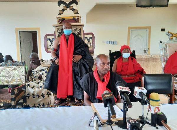 Chiefs Give Government 3-Months To Demolish Buduburam Camp