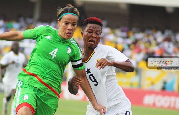 Gladys Amfobea wins Nasco Player of the month for April