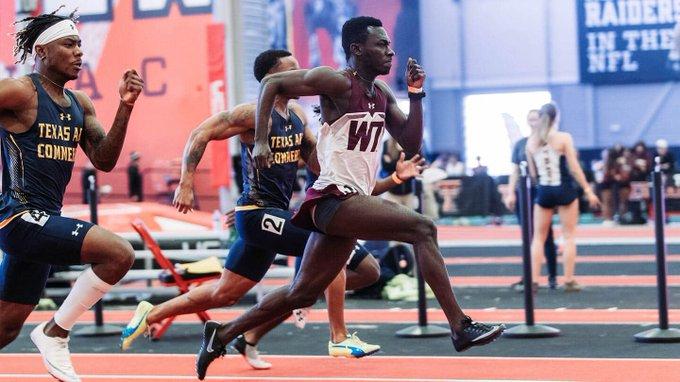 Benjamin Azamati to run in 100m, 200m, 4x100m at Tokyo Olympic Games