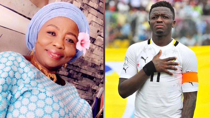Former Ghana and Inter Milan Star Sulley Muntari loses mum