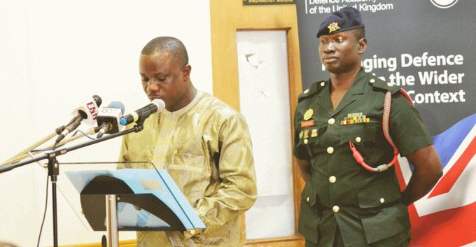 Military will remain in the forest until the waters become clean – Nitiwul