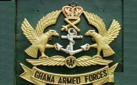 Military debunks reports that 200 persons were arrested for galamsey along River Pra