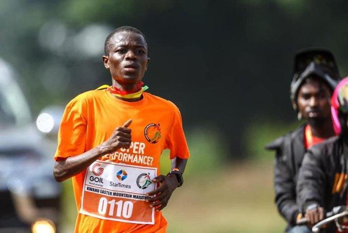 William Amponsah to participate in Marrakesh International Marathon