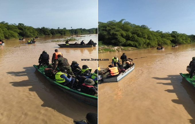 400 extra soldiers deployed to fight galamsey