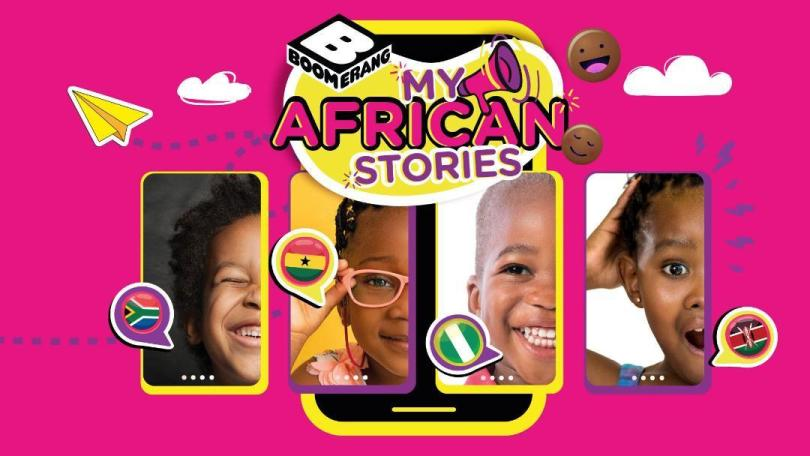 """Boomerang to launch """"My African Stories"""""""
