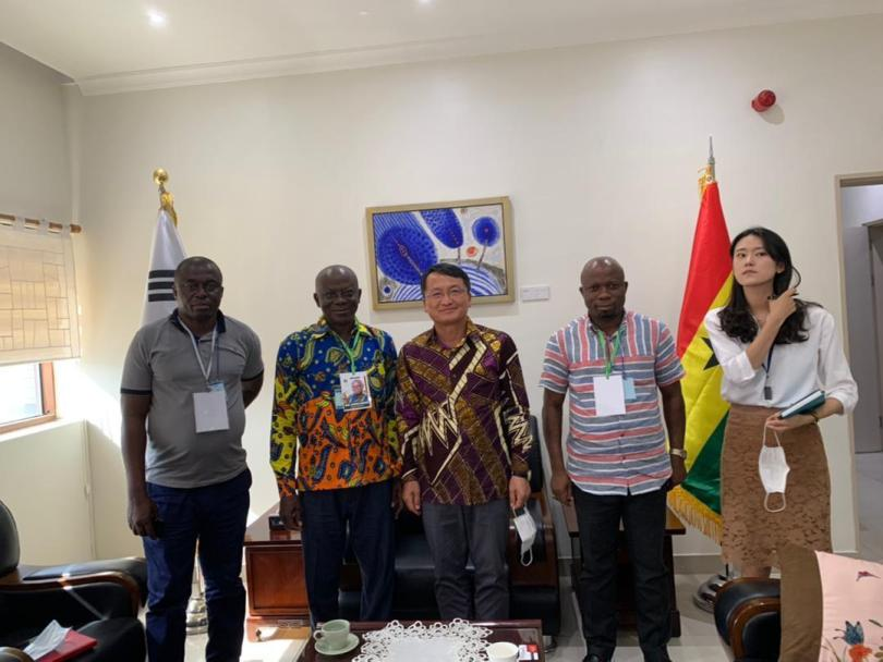 Ahafo Regional Minister woos Denmark and South Africa investors