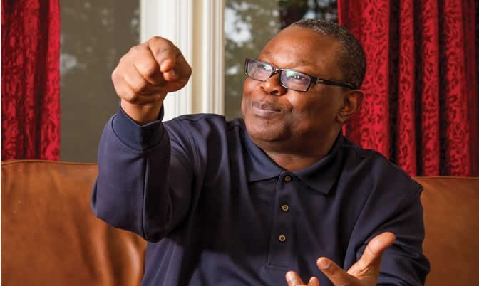 Swoop arrest is a knee-jerk reaction to insecurity challenges – Bombande