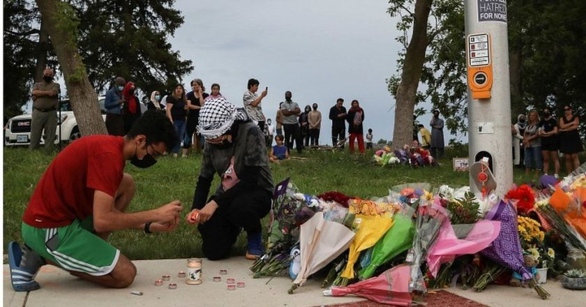 Canada truck attack: Muslim family victims named