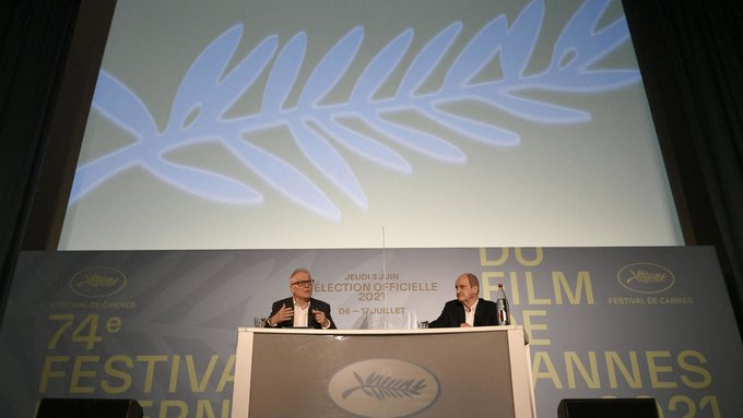 Cannes Film Festival announces selections for its 2021 competition
