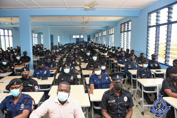 167 Police Constables undergoes Promotional Course