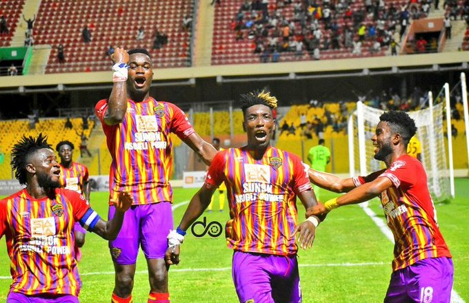 Coach Samuel Boadu Names squad for the MTN FA Cup final