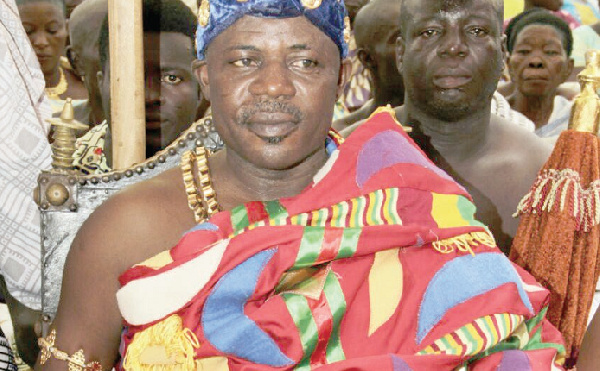 Ejura Chief calls for calm as police probe murder of Kaaka