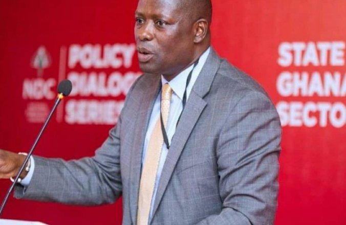 I'm not Mahama's 'biggest challenger' in 2024 – Armah-Kofi Buah