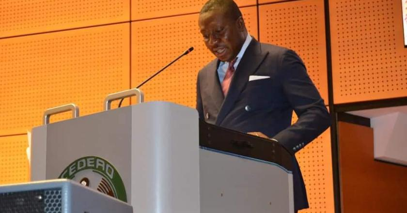 Covid 19, political tension before and after the 2020 elections dominates Ghana's report to the ECOWAS parliament