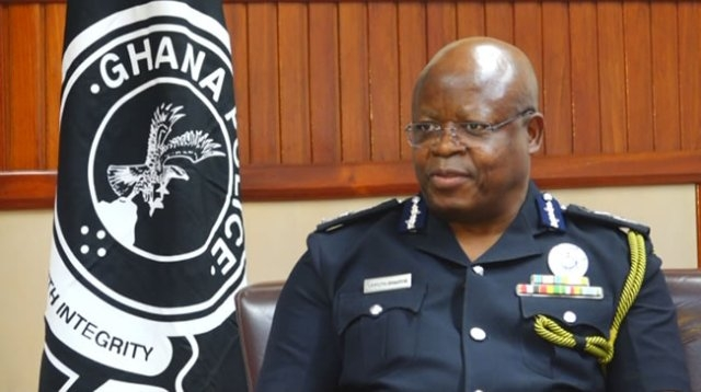 Heaven is the only place without crime – IGP hits back at critics