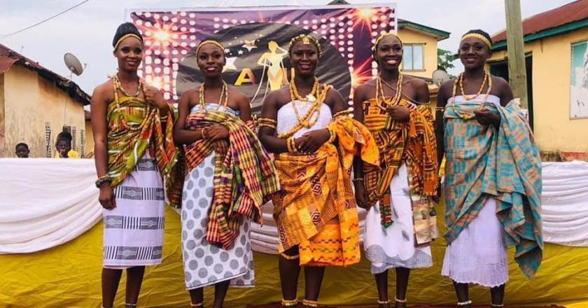 Road to crowning Akyem's Most Beautiful begins
