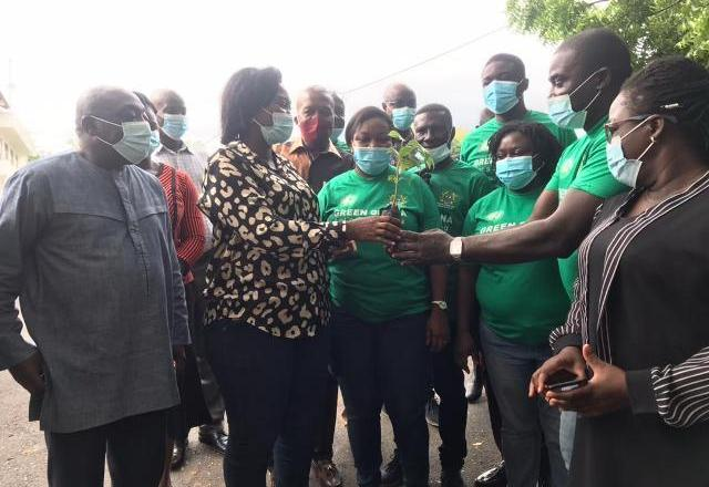 About 440,000 seedlings distributed in Central Region ahead of Green Ghana Day