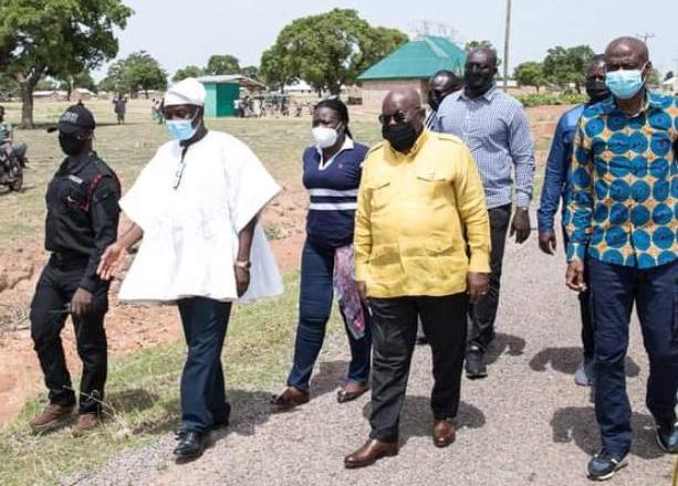 Bolgatanga-Bawku-Pulimakom road near completion – President