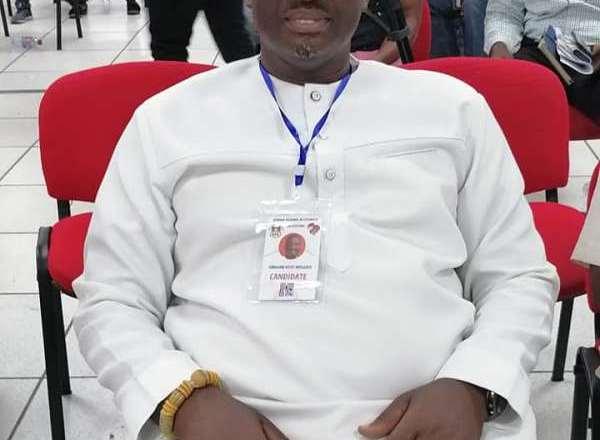 Ghana Boxing Authority elect Abraham Kotey Neequaye as new president