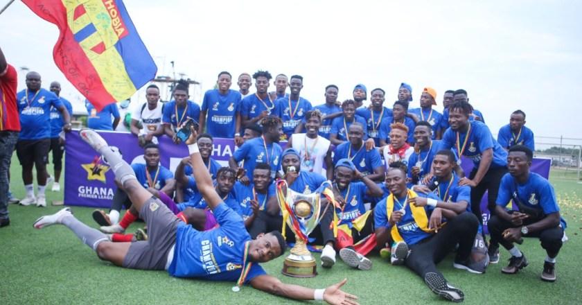 Fifa President congratulate Hearts of Oak on title win