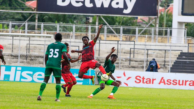 MTN FA CUP: Razak Abalora return to face Asokwa Deportivo