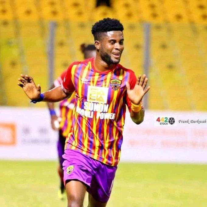 Hearts of Oak rejects offer for Daniel Afriyie Barnieh
