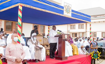 We can't afford another COVID-19 hit-President Akufo-Addo