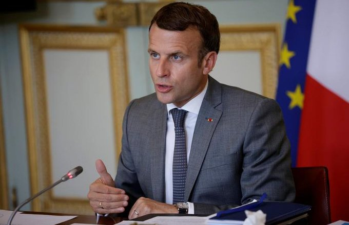 France's Macron calls for talks to end conflict in Ethiopia's Tigray