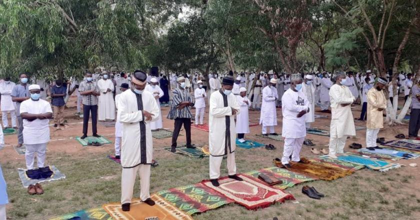 Eid-Ul-Adha: Ahmadiyya Muslime Mission leader calls for peace