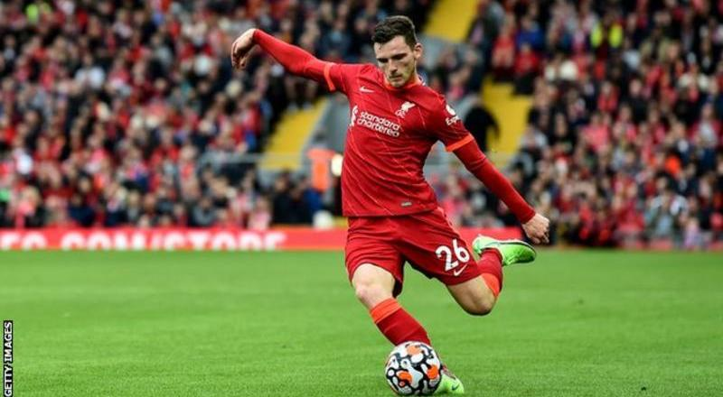 Andy Robertson: Scotland defender signs new Liverpool contract until 2026