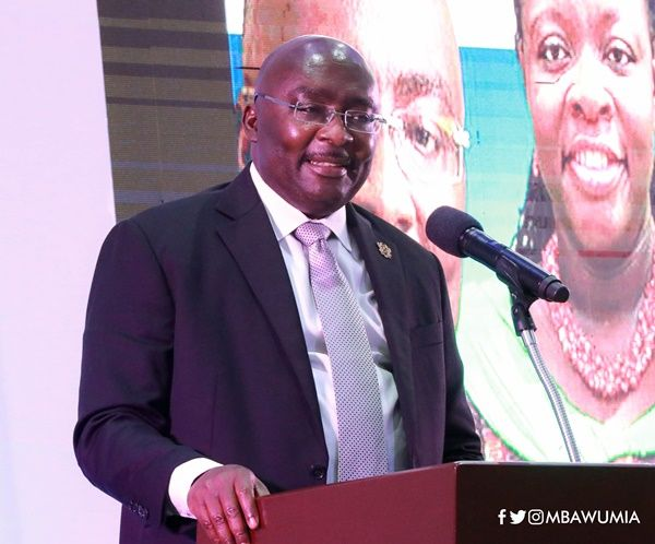 Economy In Good Hands— Dr. Bawumia