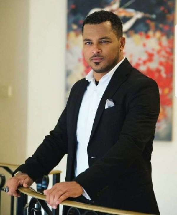 Actor Van Vicker hints on political ambitions, wants to become President