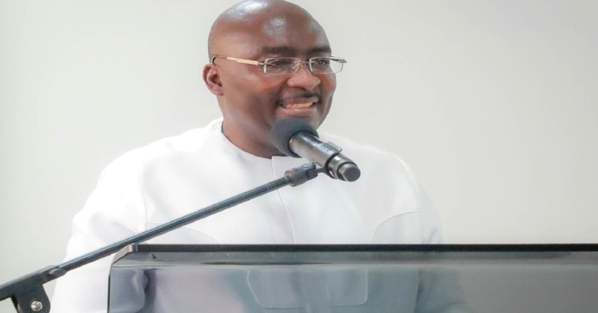 VP Bawumia advises Religious leaders to use their pulpits and platforms to preach peach