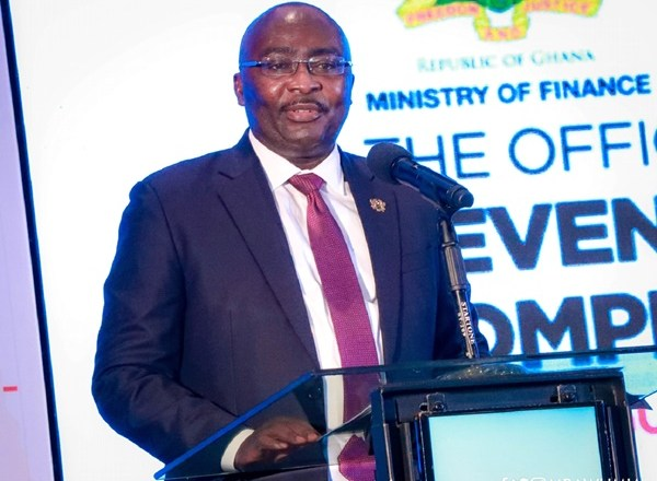 Tax Assessment, Payment App In The Offing – VP Bawumia Reveals