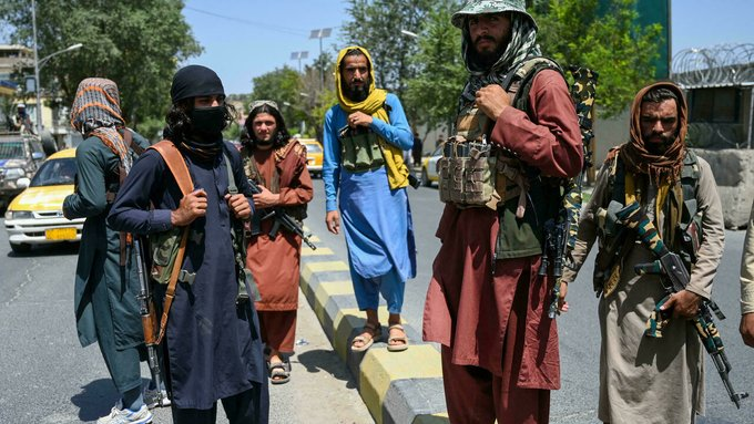 Why didn't they fight? Speed of Afghan collapse surprised even the Taliban