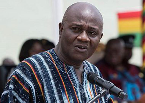 Gov't Rubbishes Mahama Claims Of Starving New Regions Of Devt