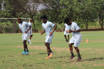 Hearts of Oak step up preparation for CAF Champions league opener