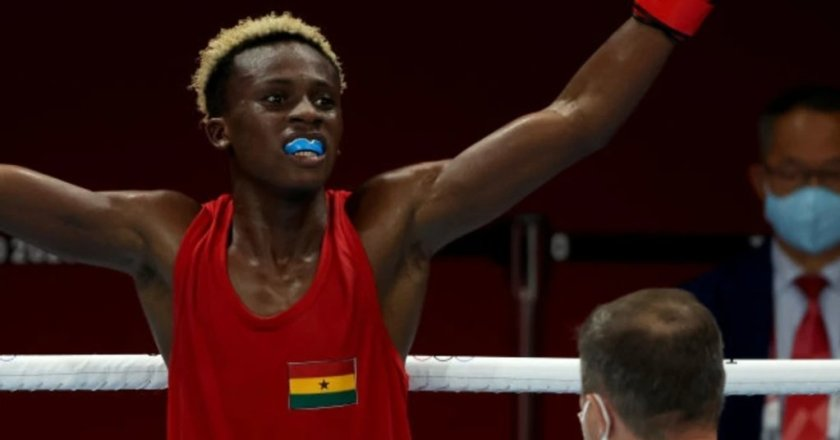 Samuel Takyi wins again to inch closer to first Tokyo Olympics medal for Ghana