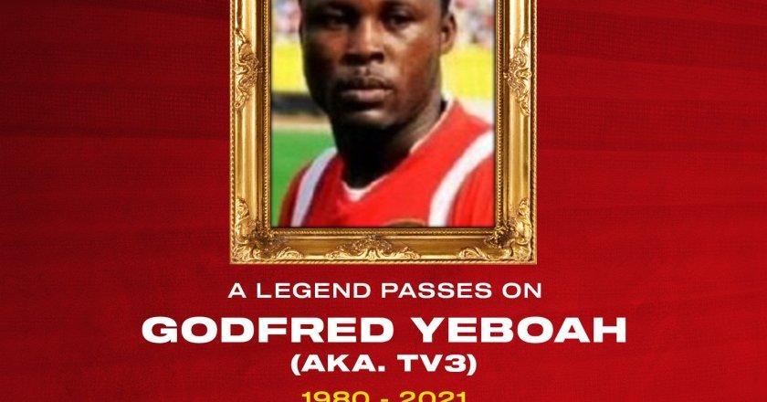 Profile of the late Kotoko and Black Stars defender Godfred Yeboah