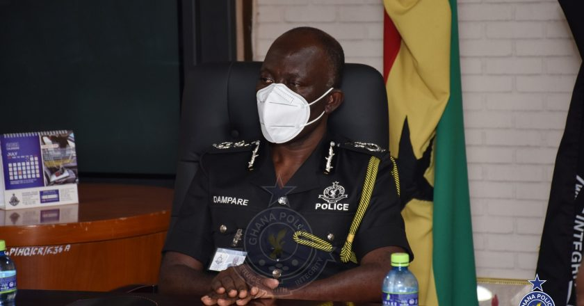 """Conveners of """"FixTheCountry"""" Demonstration Call on acting IGP"""
