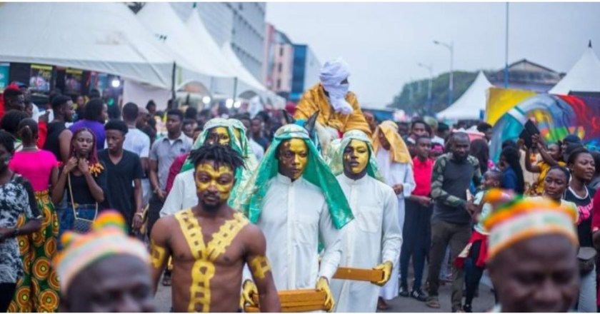 Two 'Chale Wote' festival organisers; one artist arrested at Jamestown