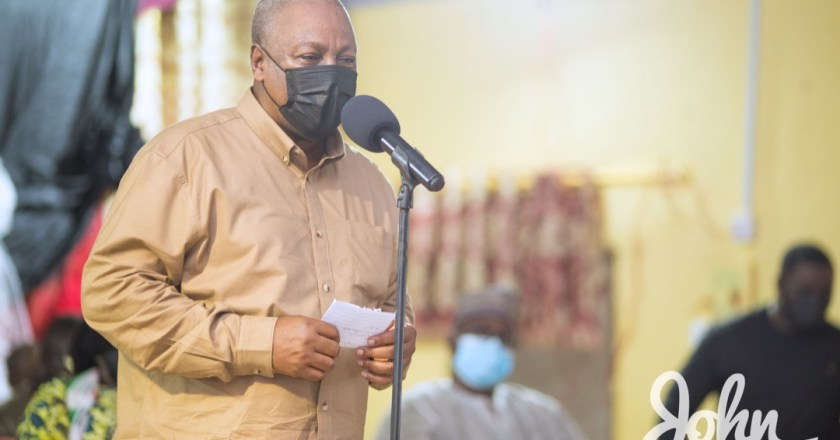 Gov't must give Special Prosecutor a free hand to work– John Mahama