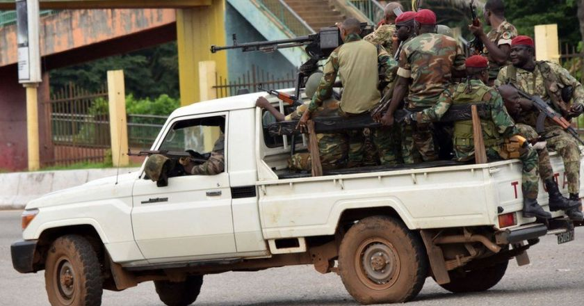 Guinea capital Conakry rocked by reports of coup attempt